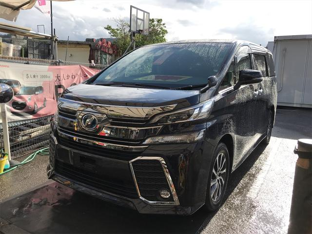 沖縄の中古車 トヨタ ヴェルファイアハイブリッド 車両価格 ASK リ済込 2016(平成28)年 2.9万km パープル