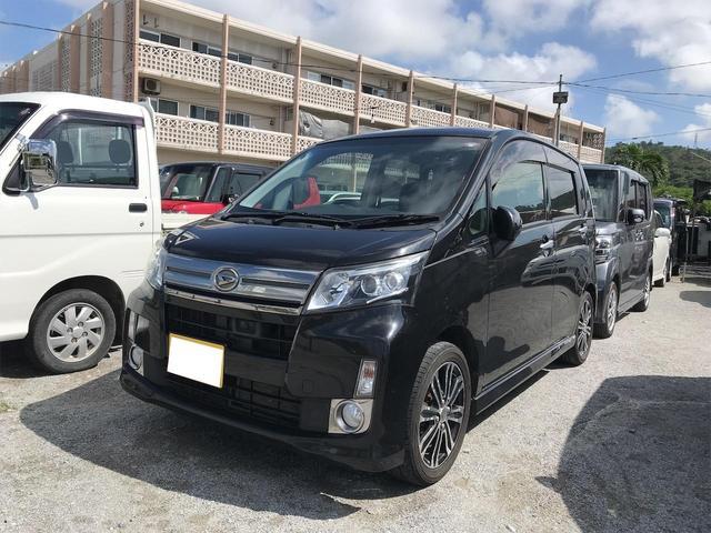 沖縄県名護市の中古車ならムーヴ カスタム X SA