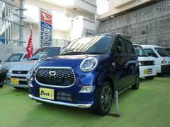 沖縄の中古車 ダイハツ キャスト 車両価格 151.7万円 リ済込 新車  ブルー
