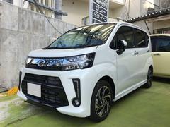 沖縄の中古車 ダイハツ ムーヴ 車両価格 162.5万円 リ未 新車  パールホワイト