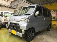 沖縄の中古車 ダイハツ ハイゼットカーゴ 車両価格 115.5万円 リ済込 新車  シルバー