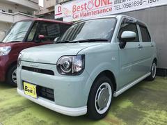 沖縄の中古車 ダイハツ ミラトコット 車両価格 129.6万円 リ済込 新車  Lグリーン