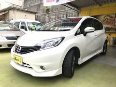 沖縄の中古車 日産 ノート 車両価格 129万円 リ済込 平成27年 5.0万K パール