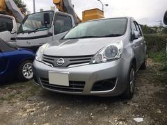 沖縄の中古車 日産 ノート 車両価格 ASK リ済別 平成20年 10.4万K シルバー