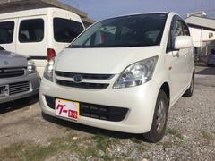 沖縄の中古車 ダイハツ ムーヴ 車両価格 ASK リ済込 平成19年 10.2万K ホワイト