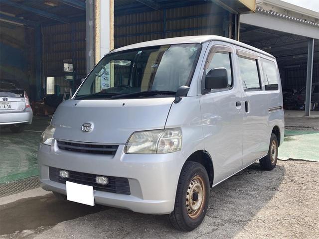 沖縄の中古車 トヨタ タウンエースバン 車両価格 ASK リ済込 2011(平成23)年 8.1万km シルバー