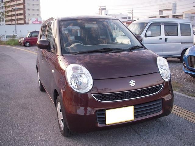 沖縄の中古車 スズキ MRワゴン 車両価格 35万円 リ済込 平成18年 8.9万km ブラウンII