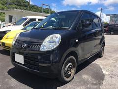 沖縄の中古車 日産 モコ 車両価格 18万円 リ済込 平成18年 13.5万K ブラック