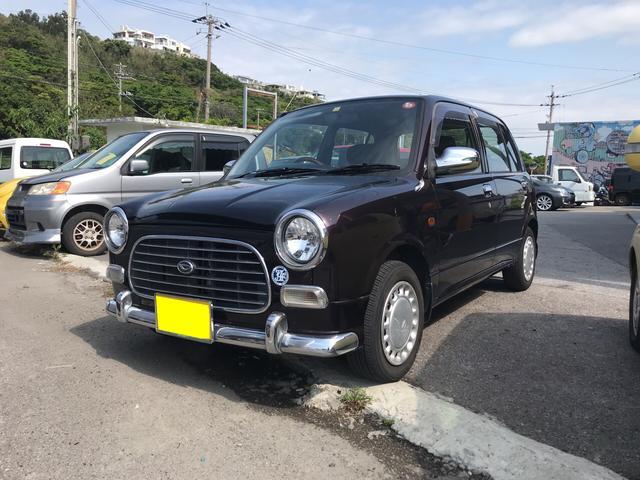 沖縄の中古車 ダイハツ ミラジーノ 車両価格 21万円 リ済込 1999(平成11)年 13.3万km ダークパープル
