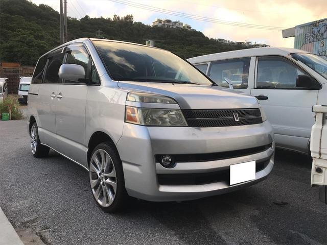 沖縄県の中古車ならヴォクシー X CD・SD・USB接続・バックカメラ・ETC