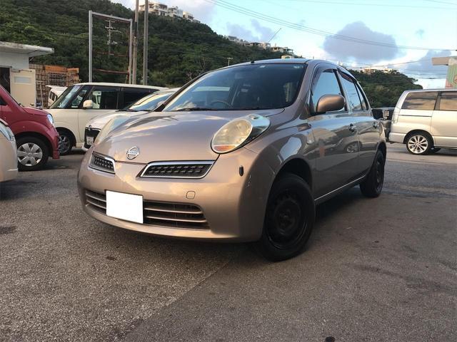 沖縄県の中古車ならマーチ 12E CD・スマートキー・エアコン・パワステ・パワーウインドウ