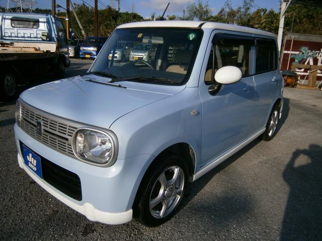 沖縄県の中古車ならアルトラパン リミテッド