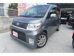 沖縄の中古車 ダイハツ ムーヴ 車両価格 49万円 リ済込 平成22年 9.5万K グレー