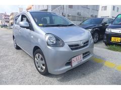 沖縄の中古車 ダイハツ ミライース 車両価格 29万円 リ済込 平成24年 10.0万K シルバー