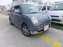 沖縄の中古車 ダイハツ ミラジーノ 車両価格 23万円 リ済込 平成17年 13.5万K グレー