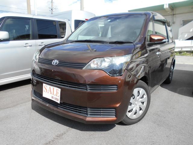 沖縄県の中古車ならスペイド G/ 走行少ない!2.8万km