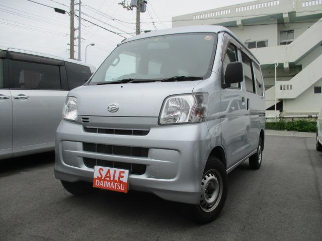 沖縄県の中古車ならハイゼットカーゴ DX 車検残 H31/11 すぐ乗れます