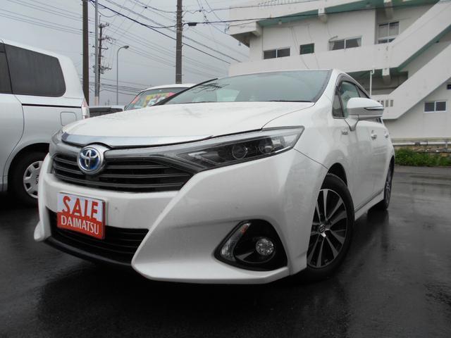 トヨタ G / LEDライト HDDナビ フルセグTV