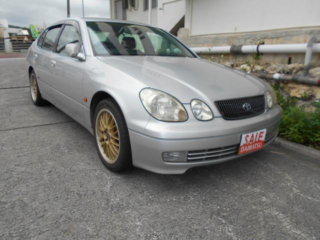沖縄県の中古車ならアリスト S300