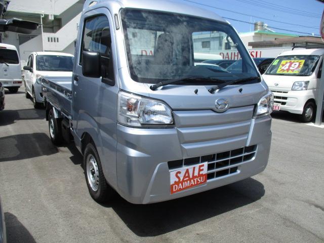 沖縄県中頭郡西原町の中古車ならハイゼットトラック ハイルーフ