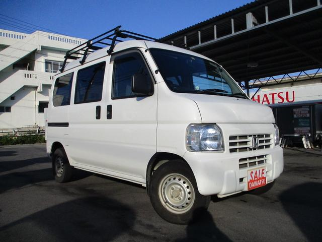 沖縄県の中古車ならアクティバン SDX