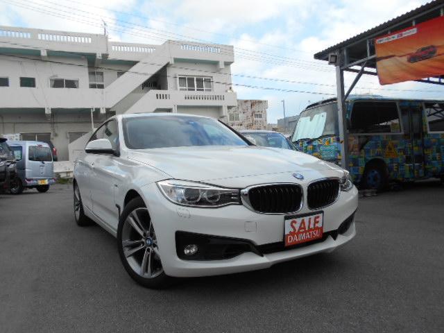 沖縄県の中古車なら3シリーズ 320iグランツーリスモ スポーツ
