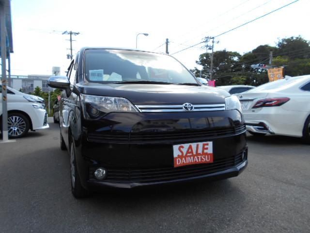 沖縄の中古車 トヨタ スペイド 車両価格 59万円 リ済込 2015(平成27)年 8.4万km ワインM