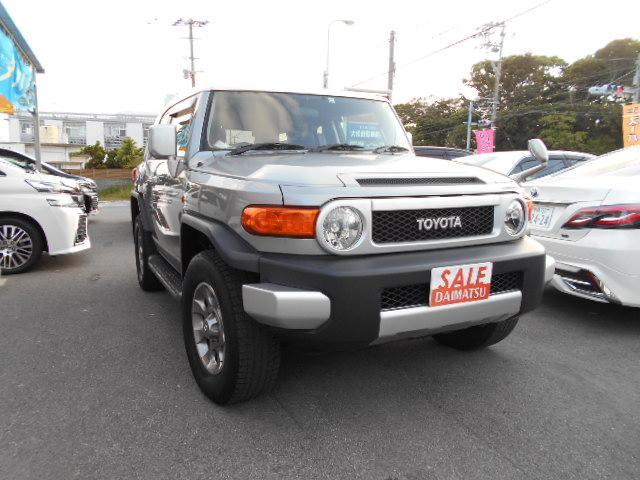 沖縄県の中古車ならFJクルーザー カラーパッケージ