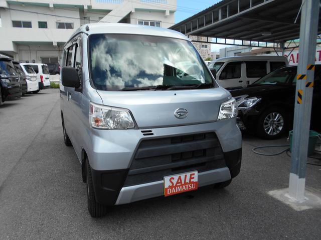 沖縄県中頭郡西原町の中古車ならハイゼットカーゴ DX SAIII