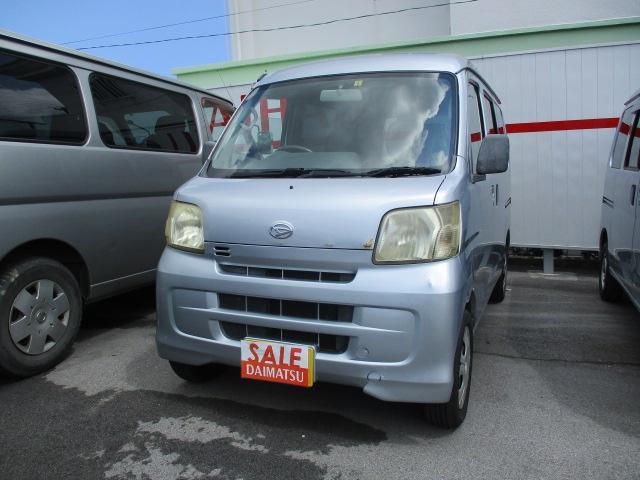 沖縄県の中古車ならハイゼットカーゴ