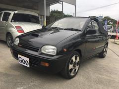 沖縄の中古車 ダイハツ リーザ 車両価格 37万円 リ済込 平成4年 走不明 ブラックM