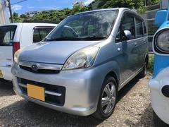 沖縄の中古車 スバル ステラ 車両価格 29万円 リ済込 平成20年 7.5万K シルバー