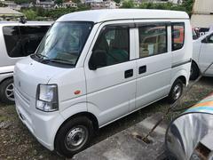 沖縄の中古車 スズキ エブリイ 車両価格 49万円 リ済込 平成24年 8.3万K ホワイト