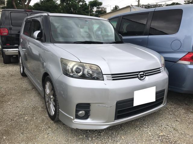 沖縄県の中古車ならカローラルミオン 1.5G エアロツアラー