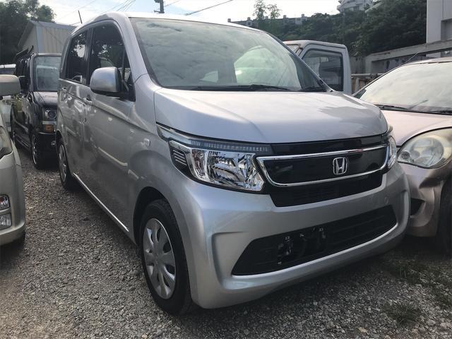 沖縄県の中古車ならN-WGN ナビ 軽自動車 衝突被害軽減システム