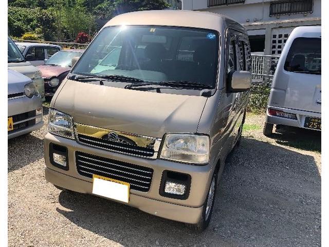 沖縄県の中古車ならエブリイワゴン