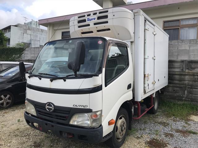 沖縄の中古車 日野 デュトロ 車両価格 59万円 リ済別 2010(平成22)年 38.5万km ホワイト