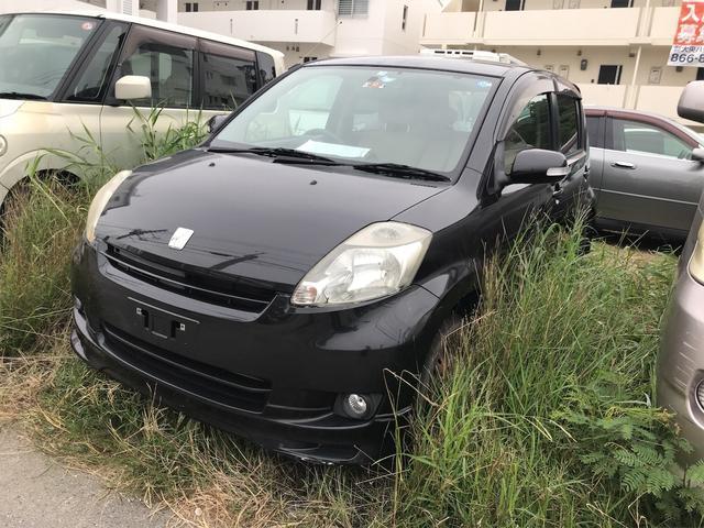 沖縄県の中古車ならパッソ X Fパッケージ ワンセグTV ETC ABS オートマチックトランスミッション