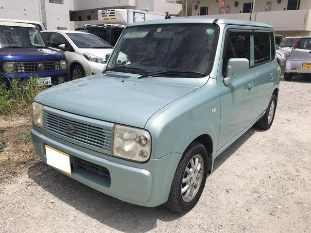 沖縄県の中古車ならアルトラパン X PS フルフラ ベンチ エアコン WエアB 電格ミラー