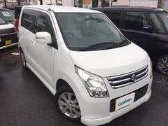 沖縄の中古車 スズキ ワゴンR 車両価格 49万円 リ済別 平成21年 8.6万K パールホワイト