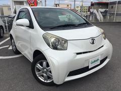 沖縄の中古車 トヨタ iQ 車両価格 49万円 リ済別 平成20年 9.3万K パール