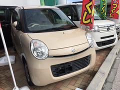沖縄の中古車 スズキ MRワゴン 車両価格 39万円 リ済別 平成22年 5.2万K ライトブラウン