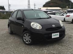 沖縄の中古車 日産 マーチ 車両価格 43万円 リ済別 平成25年 7.6万K ブラウン