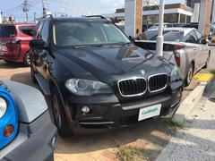 BMW X53.0si サンルーフ 純正ナビ バックカメラ