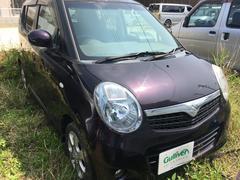 沖縄の中古車 スズキ MRワゴン 車両価格 25万円 リ済別 平成19年 9.0万K パープル