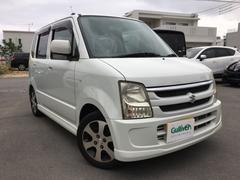 沖縄の中古車 スズキ ワゴンR 車両価格 44万円 リ済別 平成20年 5.4万K ホワイト