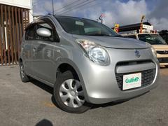 沖縄の中古車 スズキ アルト 車両価格 43万円 リ済別 平成22年 6.0万K シルバー