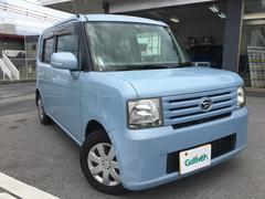 沖縄の中古車 ダイハツ ムーヴコンテ 車両価格 44万円 リ済別 平成20年 8.7万K ライトブルー
