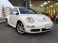 VW ニュービートルEZ 社外オーディオ キーレス