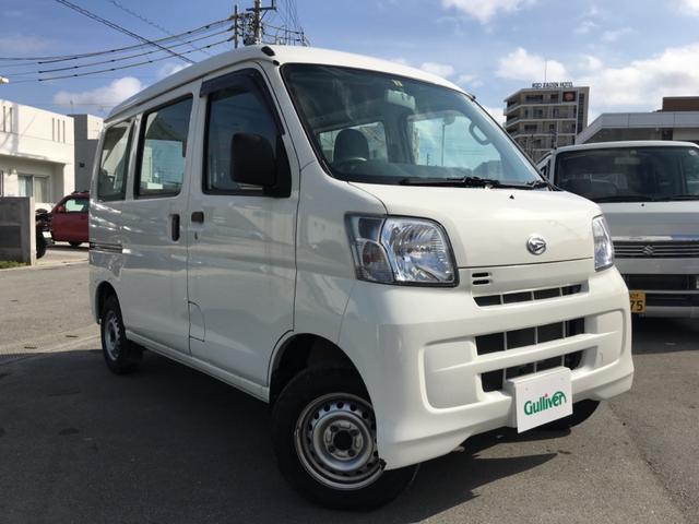 沖縄県の中古車ならハイゼットカーゴ DX 2シーター ライトレベライザー